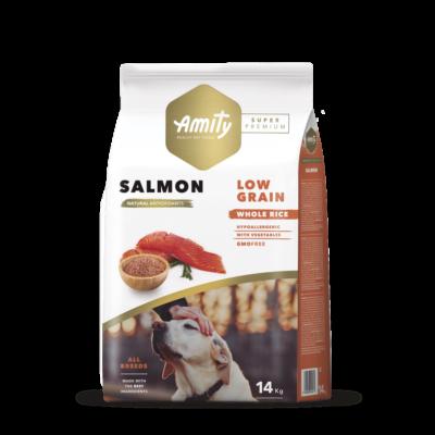 Amity Hypoallergen Adult Salmon 14 kg kutyatáp