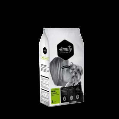 AMITY kutyatáp KISTESTŰ kutyáknak bárány-rizs 3 kg