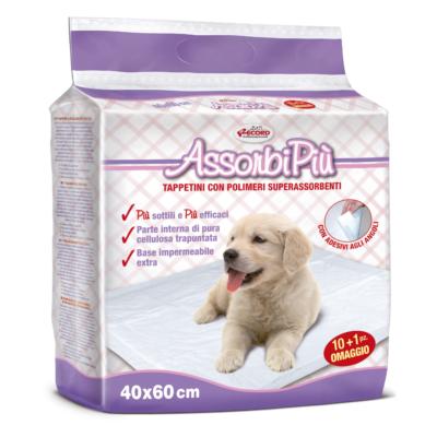 AssorbiPiu kutyapelenka 60x40, 11db