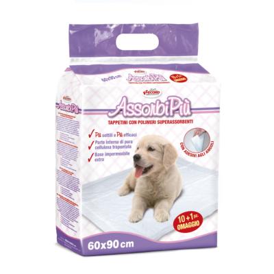 "AssorbiPiu kutyapelenka ""L"" 60x90 cm 11 db/cs"