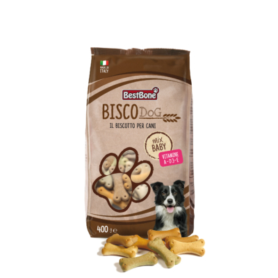 BISCODog Baby Mix 400g