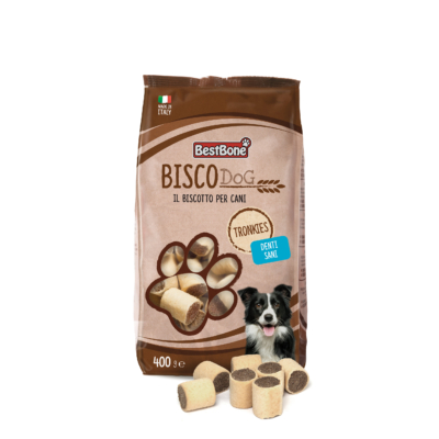 BISCODog Sertés-csirkés 400g
