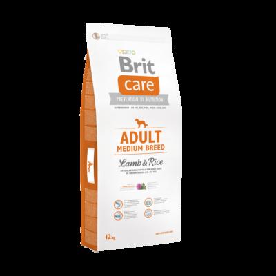 Brit Care HIPOALLERGÉN kutyatáp bárány-rizs 12 kg