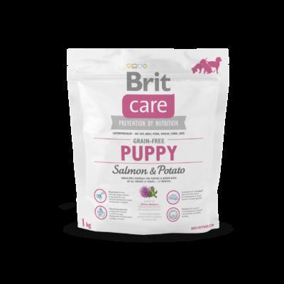 Brit Care Puppy Salmon&Potato 1 kg