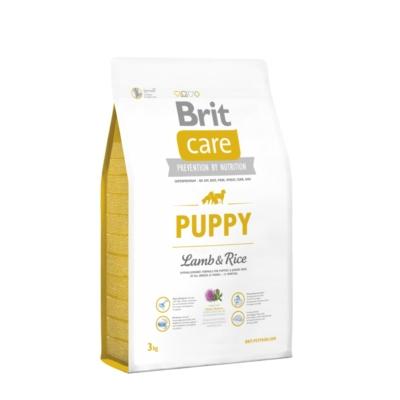 Brit Care HIPOALLERGÉN JUNIOR bárány-rizs 3 kg