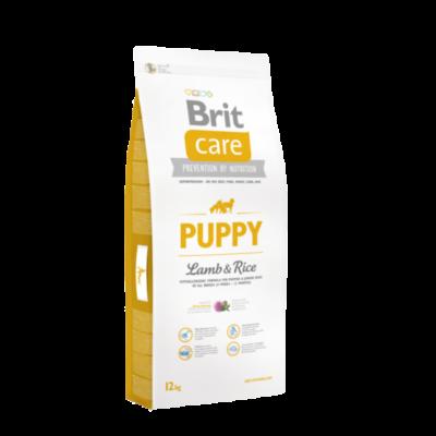 Brit Care HIPOALLERGÉN JUNIOR kutyatáp bárány-rizs 12kg