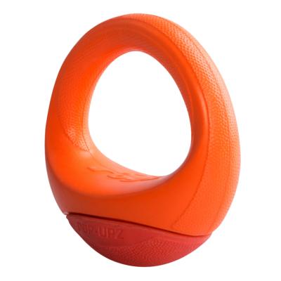 Rogz POP UPZ S 12 cm Narancs kutyajáték