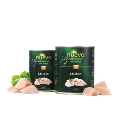 Nuevo super premium kutya konzerv Adult Csirke 400g