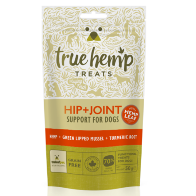 True Hemp Dog Hip - Joint 50g